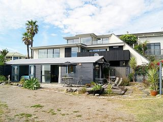 Brilliant Beachfront Bach, Pacific View Road, Papamoa, Tauranga (Bachcare): From $175.00 - $325.00 per night: 2 night minimum stay