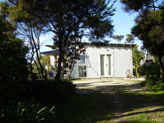 Elegant Tin Bliss  (Bachcare): Mangawhai Heads - From $140.00 per night: 2 night minimum stay