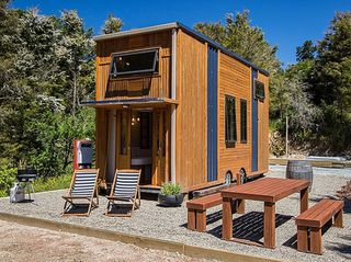 Tiny House Retreat (Bachcare) Kaiteriteri Sandy Bay Road, Kaiteriteri: From $120.00  per night - 2 night minimum stay