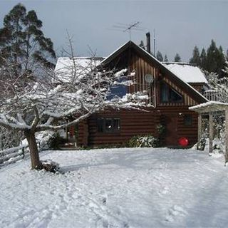 Ruapehu Log Lodge, 5 Ranfurly Terrace, Raetihi #1241 From $310.00 per night for up to 4 guests: 2 night minimum stay