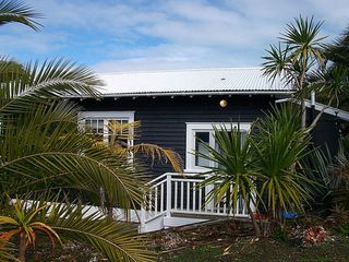 Mrs Jones Holiday Cottage (Bachcare) Tahatai Road, Oneroa #1430: From $180.00 - $340.00 per night - 2 night minimum stay