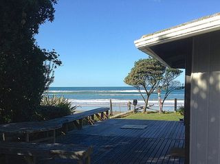 Kiwiana Bach, Ocean Beach Road, Ocean Beach, Hastings (Bachcare) : From $115.00 per night - 2 night minimum stay