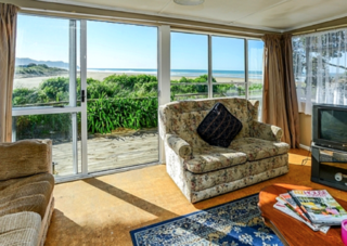 Waipuka, Ocean Beach Road, Ocean Beach, Hastings (Bachcare) From $170.00 per night