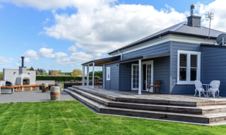 Pukahu Post, Te Aute, Havelock North, Hastings (Bachcare) From $275 - $565 per night