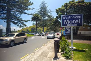 Westhaven Motel, 27A The Mall, Mt Maunganui #1259