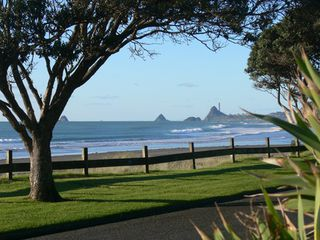 OAKURA BEACH HOLIDAY PARK, Oakura Beach, New Plymouth #1419: From $22.00 per night