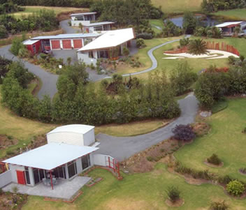 Wai Hou Oma Lodge: Dargaville #1374: From $100.00 per night