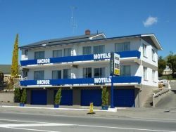 Anchor Motel & Timaru Backpackers, 42 Evans Street Timaru # 1257: From $49.00 per night