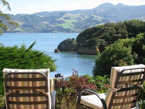 Pudding Isle Sanctuary, Portobello, Dunedin #1505: From $290.00 per night: MINIMUM STAY 3 nights