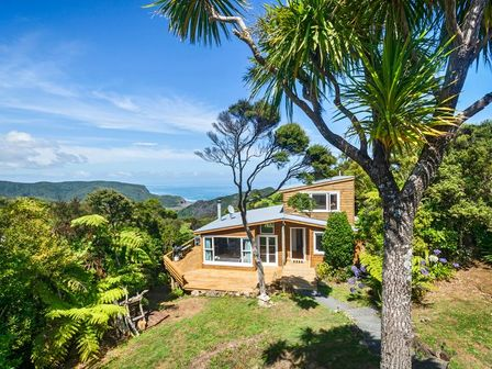 Piha - City Escape, Piha Road, Piha (Bachcare)