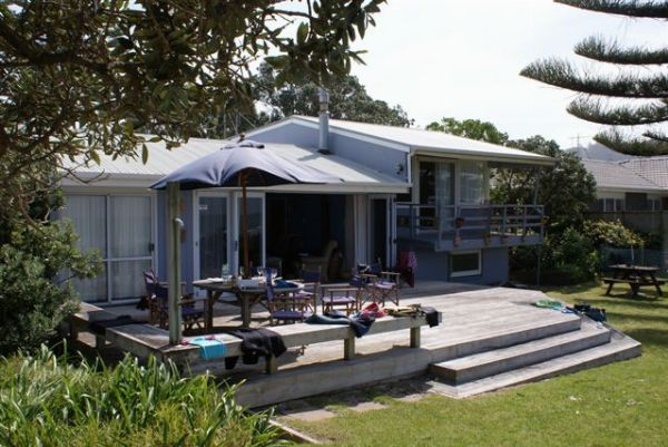 Carmens Beachside Bach (Bachcare) Shaw Road, Waihi Beach - From  $275.00 - $465.00 per night