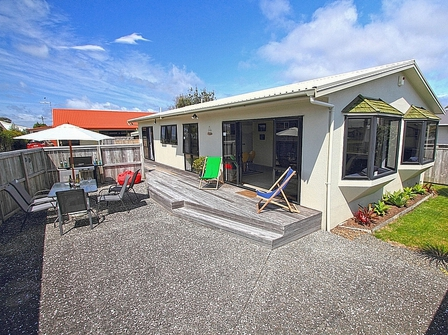 Life's a Beach (Bachcare) Achilles Avenue, Whangamata: From $145.00 - $355.00 per night - 2 nights minimum stay