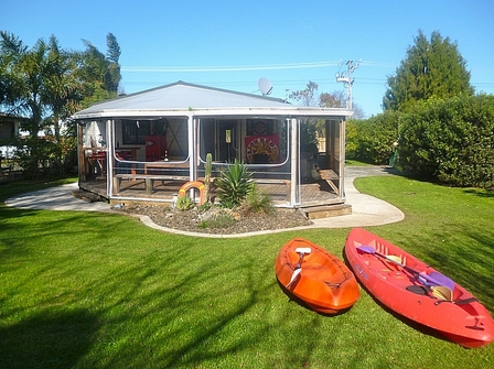 Mercury Bach, South Highway, Whitianga (Bachcare) From $135.00 - $275.00 per night