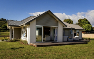 Biccie Beach Bach,  Longreach Drive, Cooks Beach (Bachcare) From $180.00 - $415.00 per night