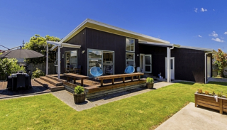 Sundazed, Ajax Road, Whangamata (Bachcare) From $155-$370 per night