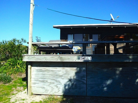 Swell Break, Tangiora Avenue, Whangapoua (Bachcare): From $145.00 - $305.00  per night - 2 night minimum stay
