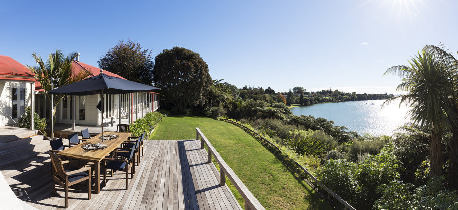 Morning Tide, Whakamarama: From $2,000.00 per night