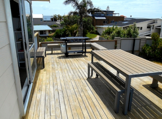 Ocean Beach Aloha, Ocean Beach Road, Mt Maunganui, Tauranga (Bachcare) From $240.00 - $445.00 per night