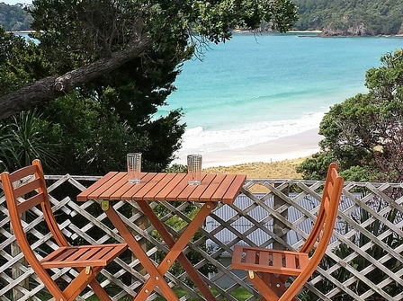 Ocean View Cabin (Bachcare) Woolley Street, Matapouri: From $120.00 - $225.00 per night - minimum 2 night stay