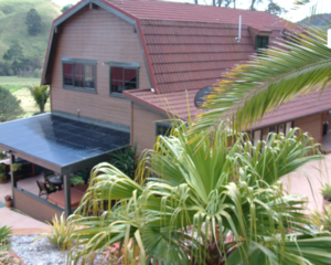 Coastal Chalet, 348 Wainui Road, Whangaroa #1247: From $175.00 per night