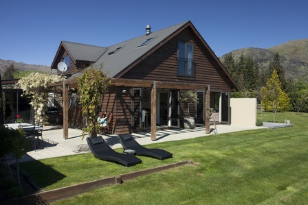 Wanaka House, Wanaka #1467: $525.00 per night