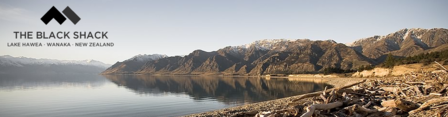 The Black Shack, 3 Hodgkinson St, Johns Creek, Lake Hawea #1286: From $195.00 per night - 2 night minimum stay