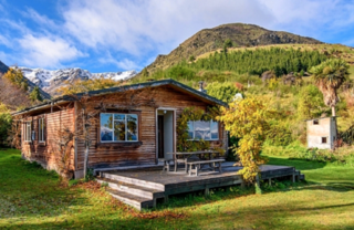 The Nook, Nook Road, Lake Hawea (Bachcare) From $170.00 - $325.00 per night