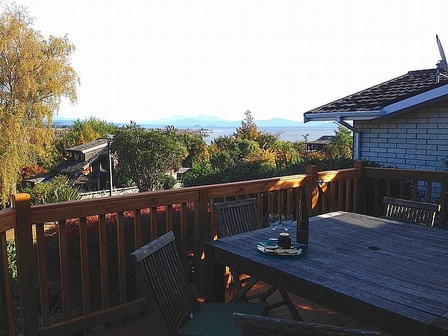 Hilltop Vista (Bachcare) Kurupae Road, Taupo Central: From $190.00 - $330.00 per night - 2 night minimum stay