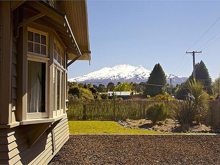 Piwari Villa, Piwari Street, Ohakune (Bachcare): From $115.00 - $300.00 per night - 2 night minimum stay