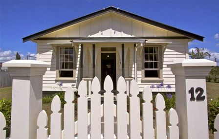 Railway Cottage (Bachcare) Railway Row, Ohakune: From $135.00 - $285.00 per night