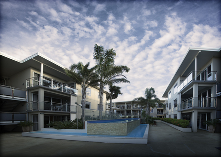 Edgewater Palms Apartments, Bay of Islands #1294