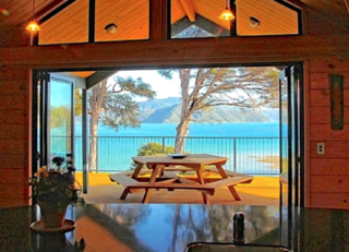 Benvue, Kenepuru Road, Waitaria Bay (Bachcare) From $180.00 - $355.00 per night