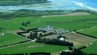Waitaki Waters Holiday Park, 305 Kaik Rd, Waitaki Bridge 9493 #1258