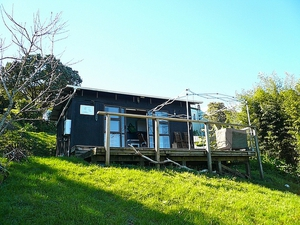 Moon's Oak Lodge, Burrell Road, Oneroa (Bachcare) From $105.00 - $125.00 per night