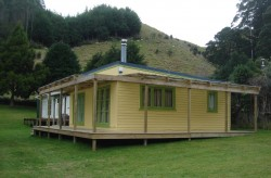 Back of Beyond Cottage, 159 Pongakawa Valley Road, Lake Rotoehu, Rotorua #1242: From $150.00 per night