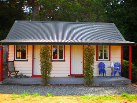 Ica Whare, Riversdale #1251: From $125.00 per night