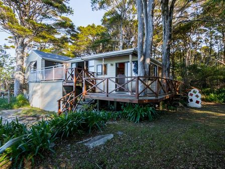 Matai Cottage, Totara Ave, Pakawau, Golden Bay (Bachcare)
