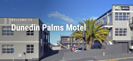 Dunedin Palms Motel, 185 High St, Dunedin City # 1237