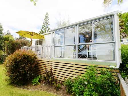 Tui Cottage, 2 Braemar Ave, Coopers Beach #1341: From $195.00 per night - minimum three night stay