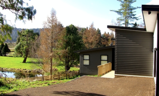 Pā at the Park, Park Avenue, Ohakune (Bachcare)  From $260-$580 per night
