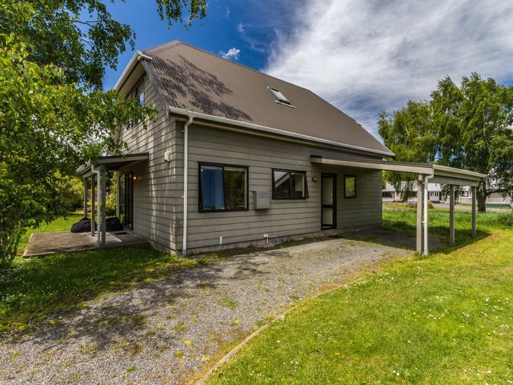 Escape on Alpine, Alpine Way, Ohakune, Mt Ruapehu (Bachcare)